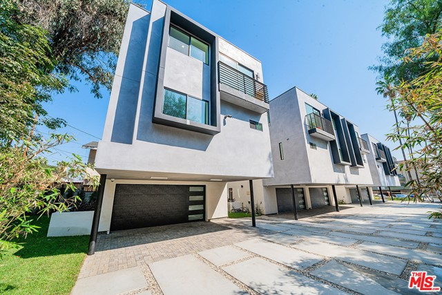 1031 X-Change Perfection. Brand New 2020 Construction! Stunning Contemporary green-certified luxury Five-plex ideally located minutes away from from the heart of DTLA, Silver Lake and Hollywood. Five townhouse-style homes; each 3-story with private 2 car garages.  Meticulously designed with open floor plans, modern kitchens w/ high-end stainless steel appliances, white quartz countertops, gas ranges and dining island. Natural light pours in from huge floor to ceiling windows.   All units have 3 bedrooms/3 baths with one bedroom designed as flex-room on living floor.  Luxe bathrooms w/ custom tiles & finishes. Stackable washer+dryers in each unit and central air.  Entire property is gated with controlled access security fencing and cameras. Equipped with separate meters for water, gas and electricity as well as a fifth owners meters for exterior electric and irrigation landscape irrigation.