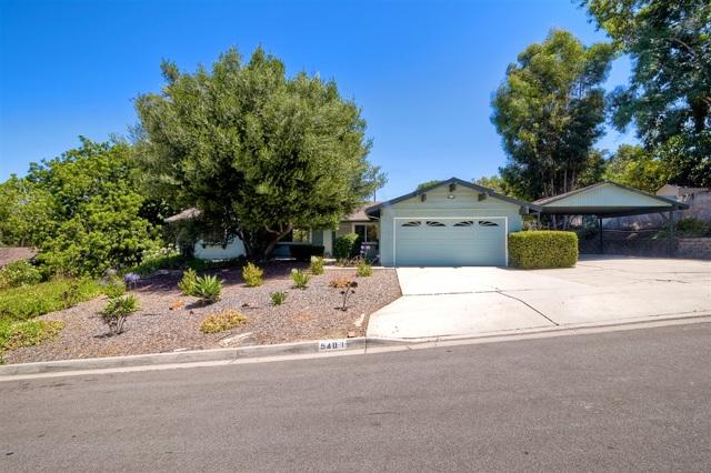540 Wildhorse Lane, San Marcos, CA 92078