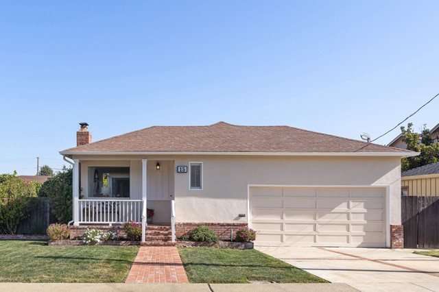 15 Christine Lane, Millbrae, CA 94030