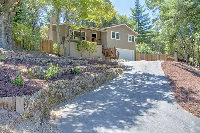 1845 Quail Hollow Road, Outside Area (Inside Ca), CA 95005