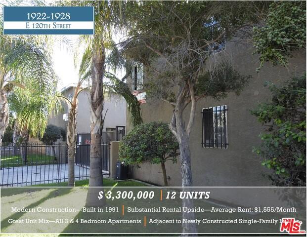 1922 E 120th Street, Los Angeles, CA 90059
