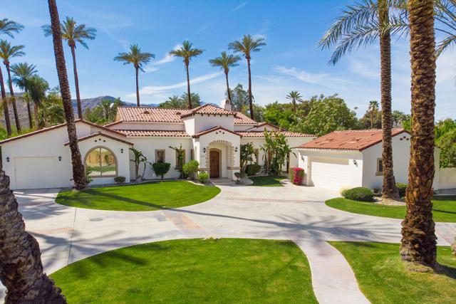 72033 Clancy Lane, Rancho Mirage, CA 92270