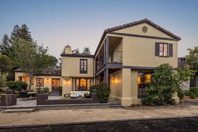 463 El Arroyo Road, Hillsborough, CA 94010