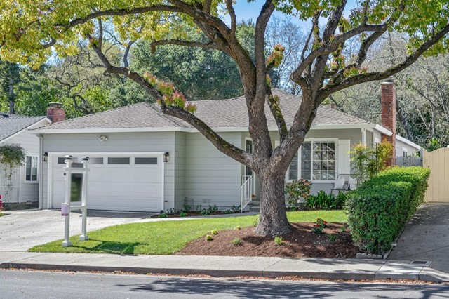 1286 Foothill Street, Redwood City, CA 94061