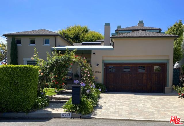 2. 17083 Bollinger Drive Pacific Palisades, CA 90272