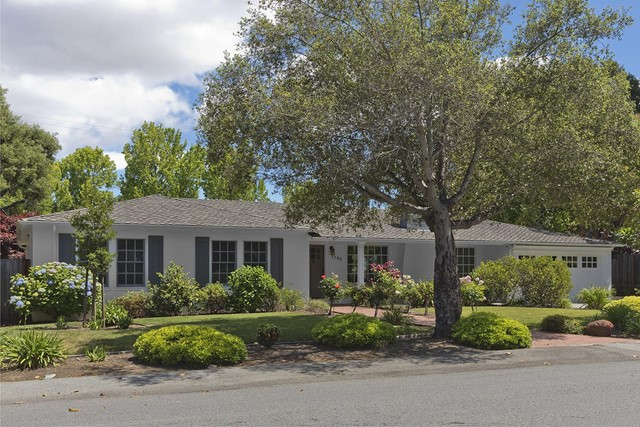 1745 Oak Avenue, Menlo Park, CA 94025