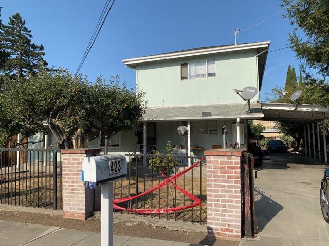 423 4th Avenue, Redwood City, CA 94063