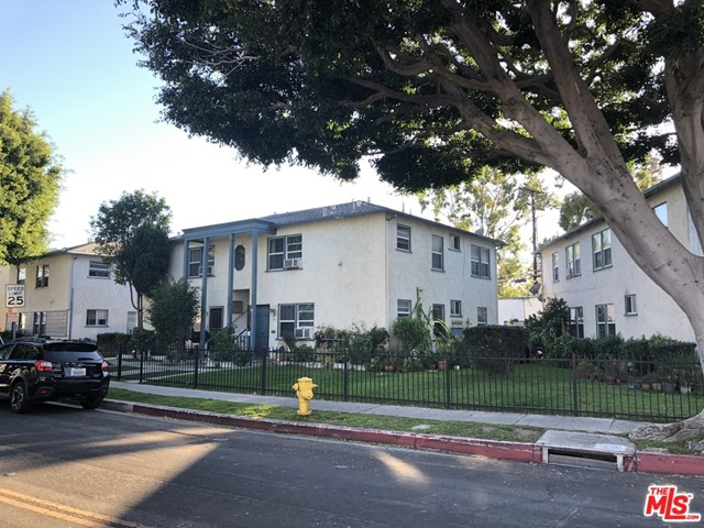 VERY SPECIAL OPPORTUNITY--THREE BUILDINGS ON THREE SEPARATE CONTIGUOUS LOTS. 12 UNITS ALL ARE TWO BEDROOM ONE BATH. SOME UNITS HAVE BEEN UPDATED. VERY LITTLE DEFERRED MAINTENANCE. GREAT LOCATION IN BETWEEN TWO LARGE REGIONAL STRIP MALLS IN A SOUGHT AFTER NEIGHBORHOOD IN THE HEART OF CULVER CITY. UNITS ARE LARGE AND RIPE FOR REMODELING. MANY POSSIBILITIES TO ADD VALUE ARE AVAILABLE IN THIS HARD TO FIND TRIPLE LOT INVESTMENT. LAUNDRY FACILITY CAN ADD TO INCOME STREAM. ADU'S ARE POSSIBLE!