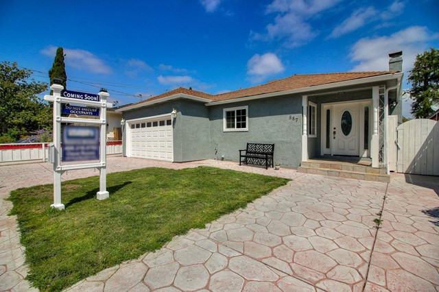 887 Washington Avenue, Sunnyvale, CA 94086