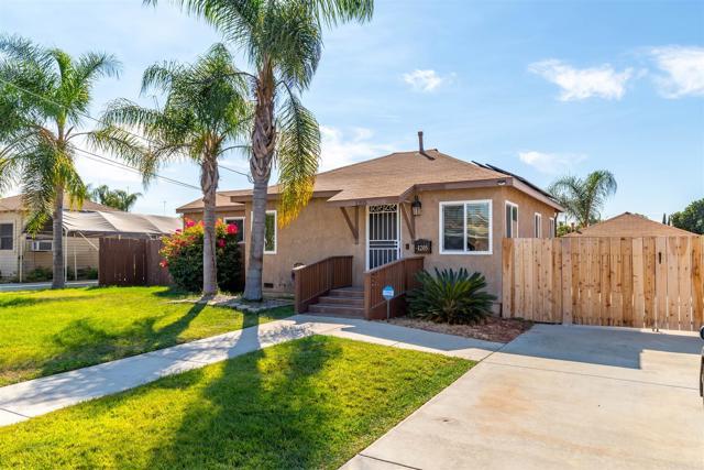 1205 Peach Avenue, El Cajon, CA 92021