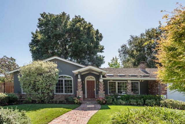 1105 Rosefield Way, Menlo Park, CA 94025