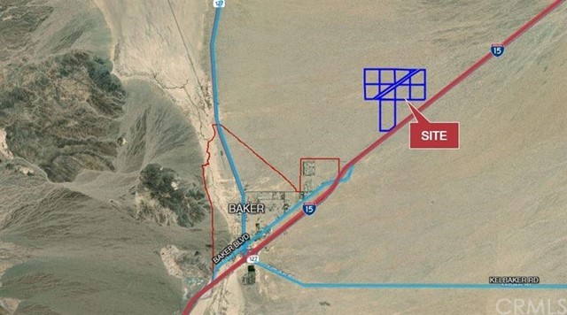 0 BAKER CA-356 acres Road, Baker, CA 92309