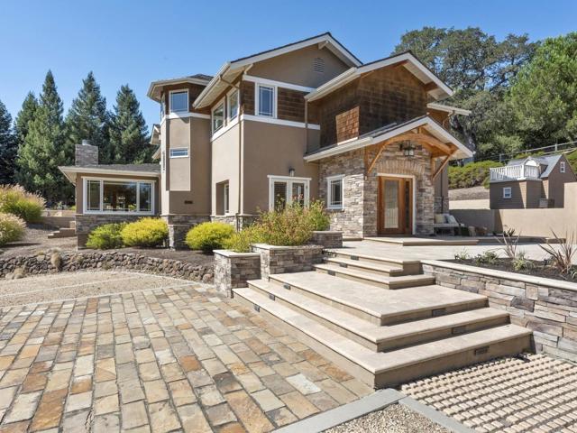 107 Reservoir Road, Atherton, CA 94027