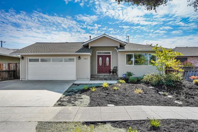 1662 Longspur Avenue, Sunnyvale, CA 94087