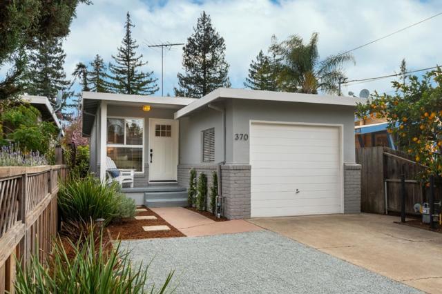 370 Beresford Avenue, Redwood City, CA 94061