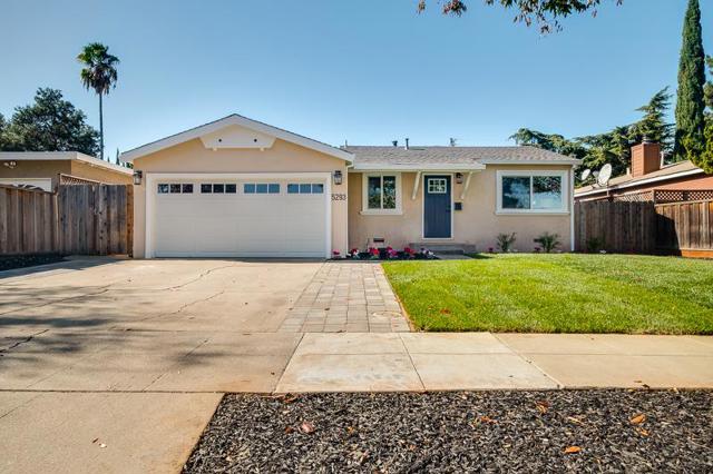5293 Amelia Drive, San Jose, CA 95118