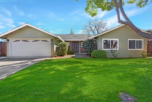 301 Lowell Drive, Santa Clara, CA 95051