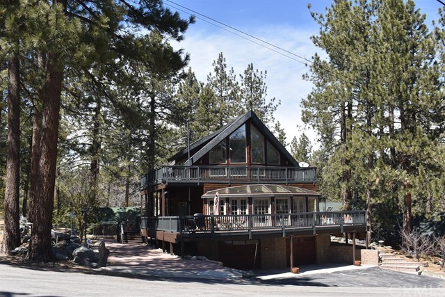 1018 Partridge Road, Wrightwood, CA 92397
