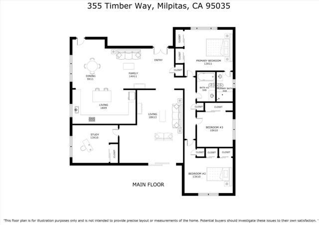 31. 355 Timber Way Milpitas, CA 95035
