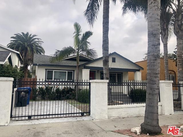 5322 3RD Avenue, Los Angeles, CA 90043