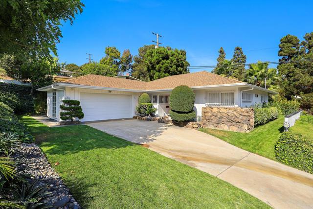 901 Hillvale Drive, Monterey Park, CA 91754