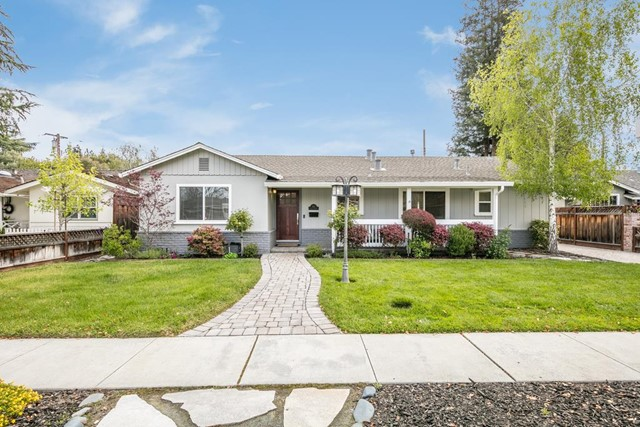 392 Nottingham Way, Campbell, CA 95008