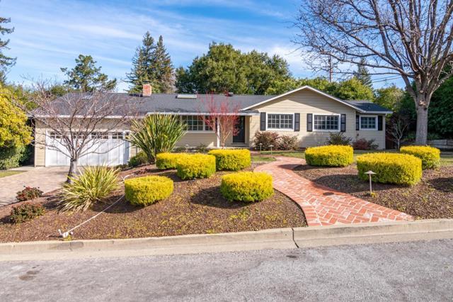 1345 Montclaire Way, Los Altos, CA 94024