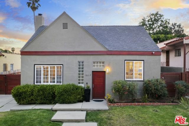 1647 S Ogden Drive, Los Angeles, CA 90019