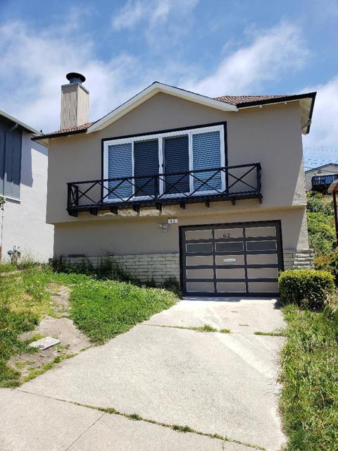 63 Montebello Drive, Daly City, CA 94015