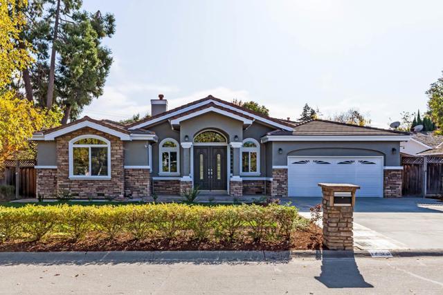 1793 Wenrick Court, Los Altos, CA 94024