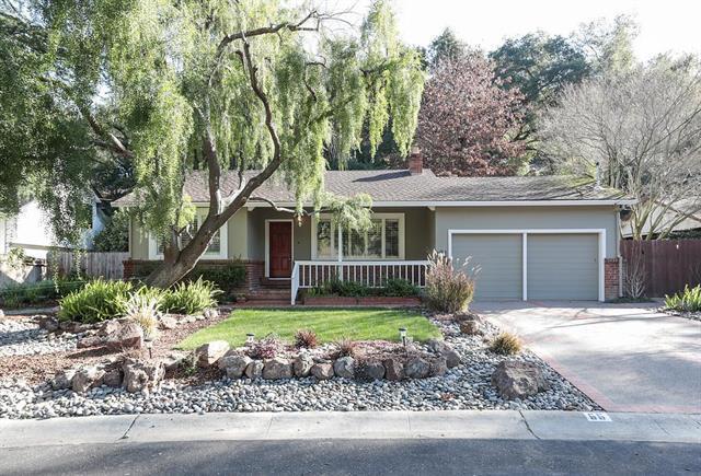 66 Oak Grove Avenue, Los Gatos, CA 95030
