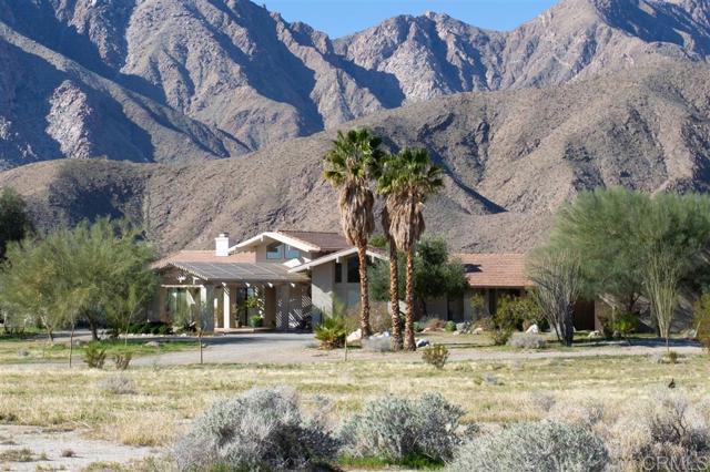 626 Indian Head Ranch Road, Borrego Springs, CA 92004
