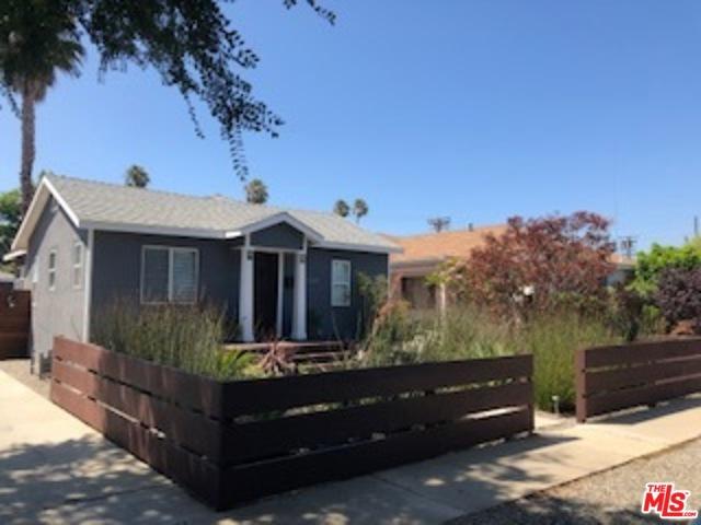 3541 HELMS Avenue, Culver City, CA 90232