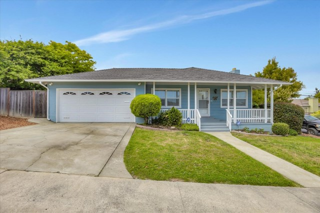 316 Arroyo Drive, South San Francisco, CA 94080