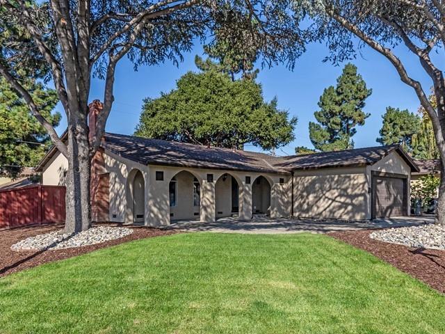 1179 Bodega Drive, Sunnyvale, CA 94086