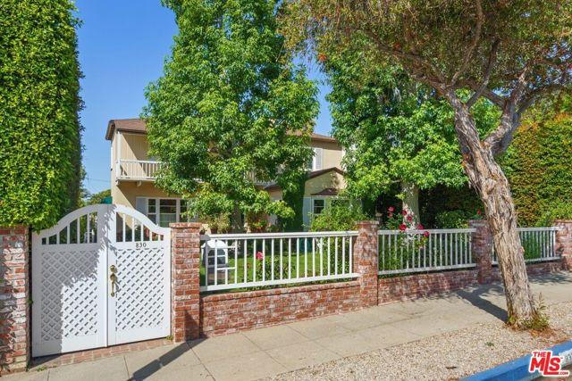 830 Stanford Street, Santa Monica, CA 90403