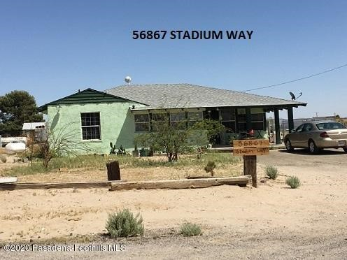 56867 Stadium Way, Baker, CA 92309