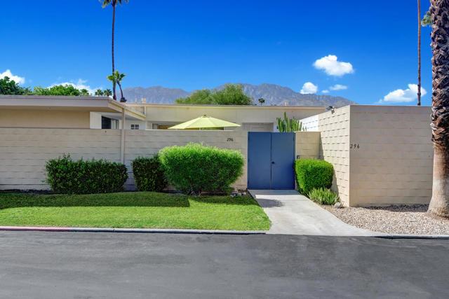 296 Desert Lakes Drive, Palm Springs, CA 92264