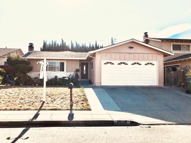 1558 Mount Shasta Avenue, Milpitas, CA 95035