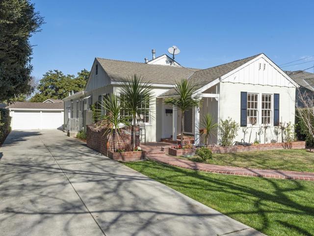 1193 Britton Avenue, San Jose, CA 95125