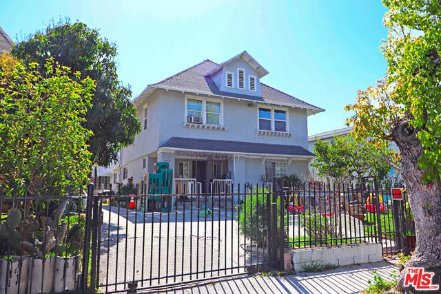 1744 W 23RD Street, Los Angeles, CA 90018