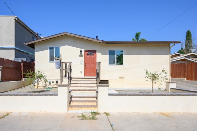 3643 45th, San Diego, CA 92105