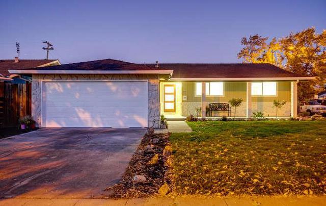 3892 Kirk Road, San Jose, CA 95124