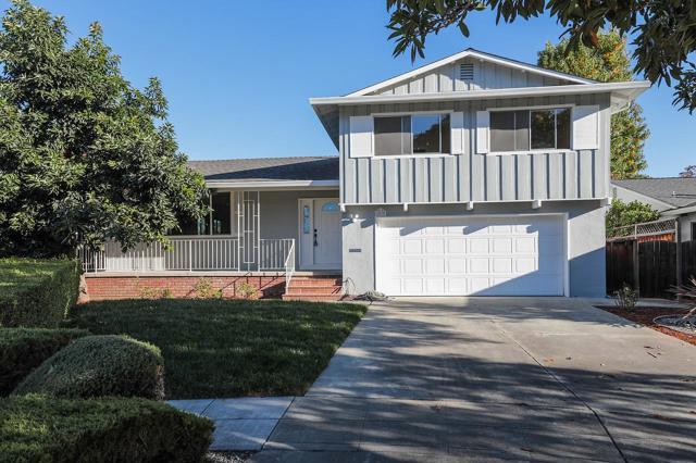 1023 Hiawatha Court, Sunnyvale, CA 94087