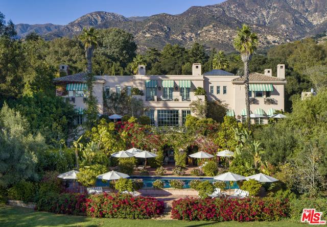 670 Hot Springs Road, Montecito, CA 93108