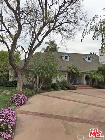 15705 WOODVALE Road, Encino, CA 91436