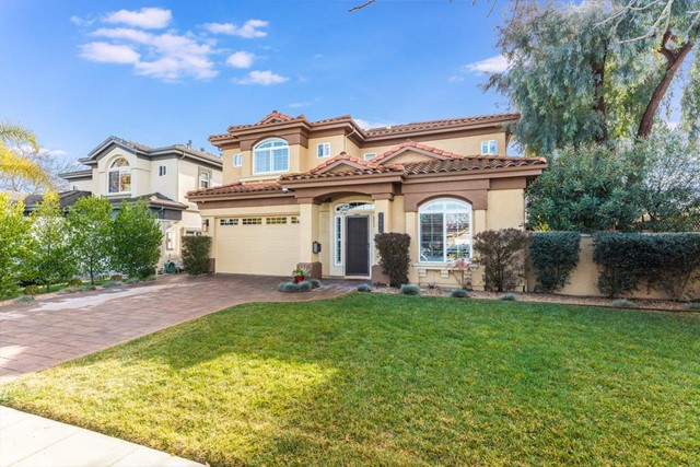 1642 Salisbury Drive, San Jose, CA 95124