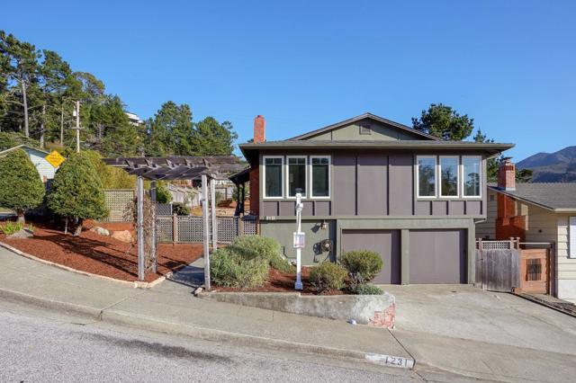 1231 Sheila Lane, Pacifica, CA 94044
