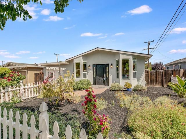 277 Garner Drive, Sunnyvale, CA 94089