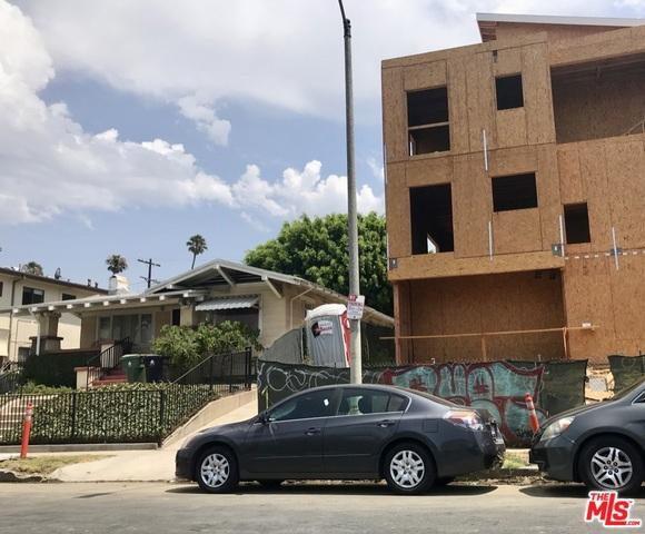 156 N MARIPOSA Avenue, Los Angeles, CA 90004